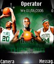 Celtics Trinity