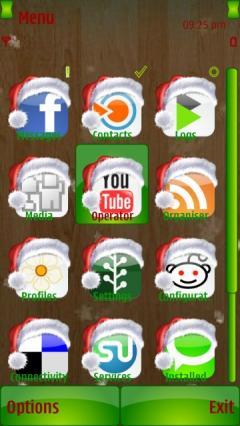 Christmas Media Icon