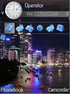 City At Night 3
