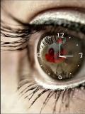 Clock eye1