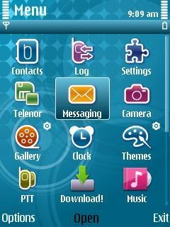 Colorful Samsung Ico