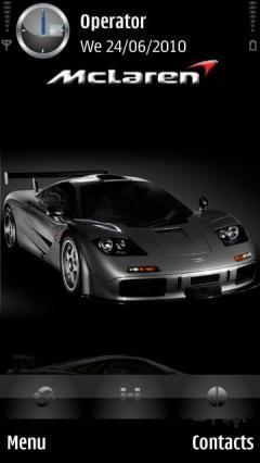 Cool Mclaren Car