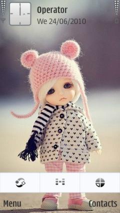 Cute Dolly