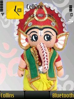 Cute Ganesh