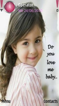 Cute Girl Love
