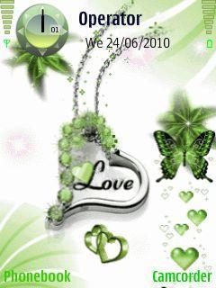 Cute Love Chain