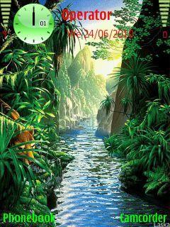 Cute Nature Animated