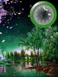 Cute Night Clock