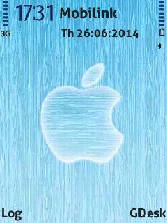 Cyan apple