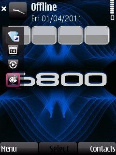 Dark Blue 5800