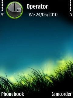 Dark Grass Hd