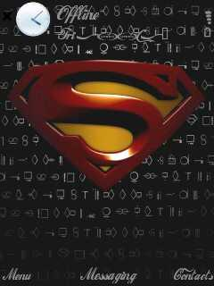 Dark Super Logo