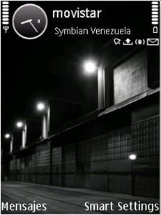 Dark Street Theme
