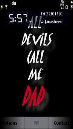 Devils Dad
