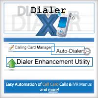 Dialer-X Calling Card Manager