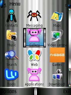 Dj Music for Nokia E5-00 (Nokia Mystic) Free Download
