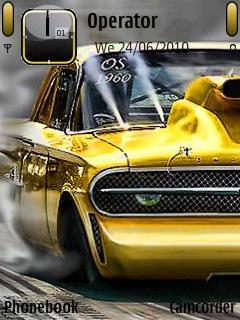 Drag Car