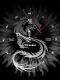 dragon clock.....