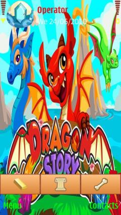 Dragon Story Icons