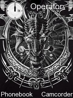 Drangon Skull