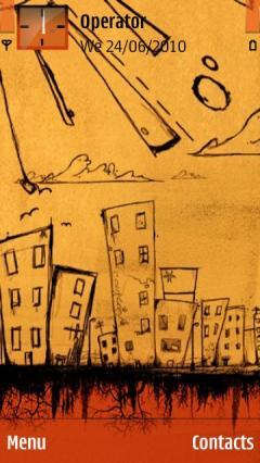 Drawn City By Sam01