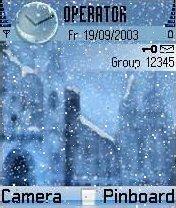DS Snow