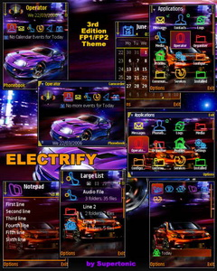 Electrify Theme