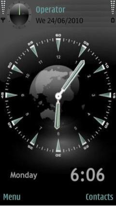 Elegent Clock