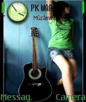 Emo Guitar