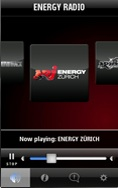 Energy Radio Zurich Touch Edition