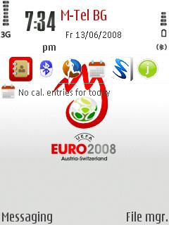 EURO 2008 theme