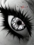 eye animated