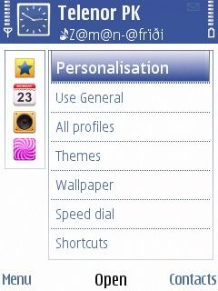Facebook Colors