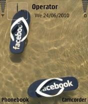 Facebook Sandal