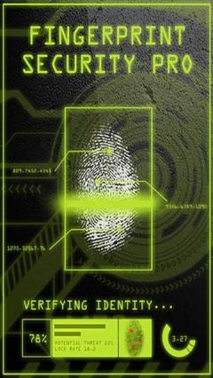 Finger Print Securit