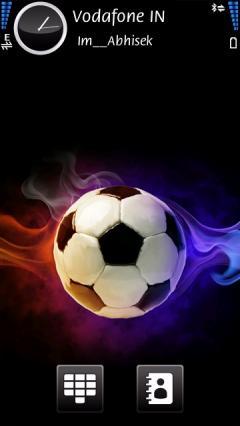 Fire Football Mmmooo
