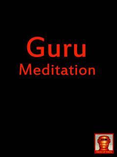 Guru Meditation
