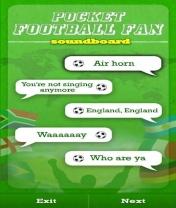 Pocket Football Fan