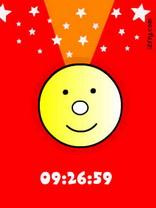 Smiley clock S60