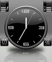 Blacky Style for Niceclock