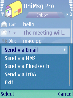 UniMessaging Lite