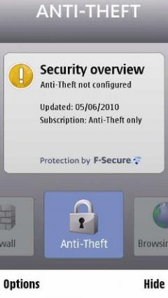 F-secure Anti-Theft