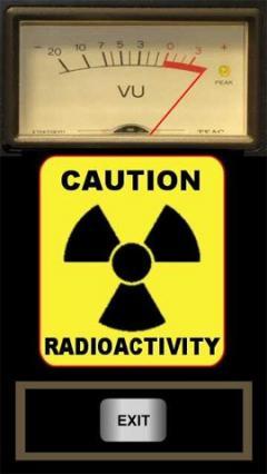 Geiger Radioactive