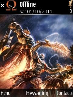 God Of War Laxxus