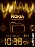 Gold Nokia Flash AnimatioN