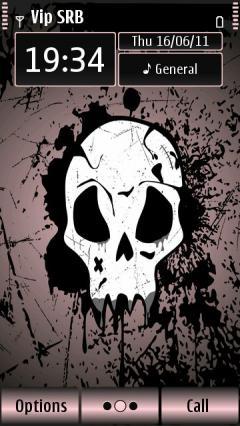 Graffiti Skull 3