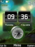 GreeN Clock