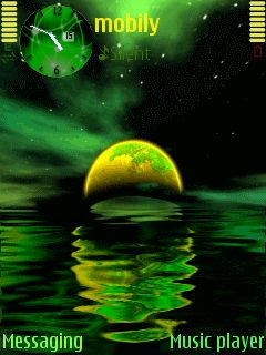 Green Moonlite