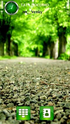Green Nature Road