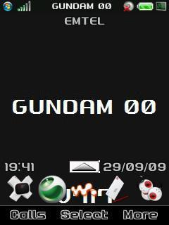 Gundam Oo Dispblack